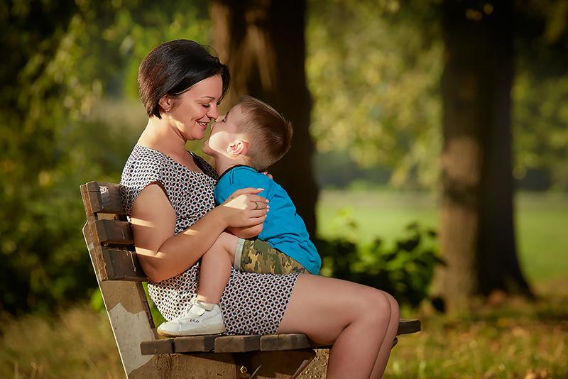 Детская-семейная фотосессия в Киеве. Контакты фотографа Андрея Пархоменко