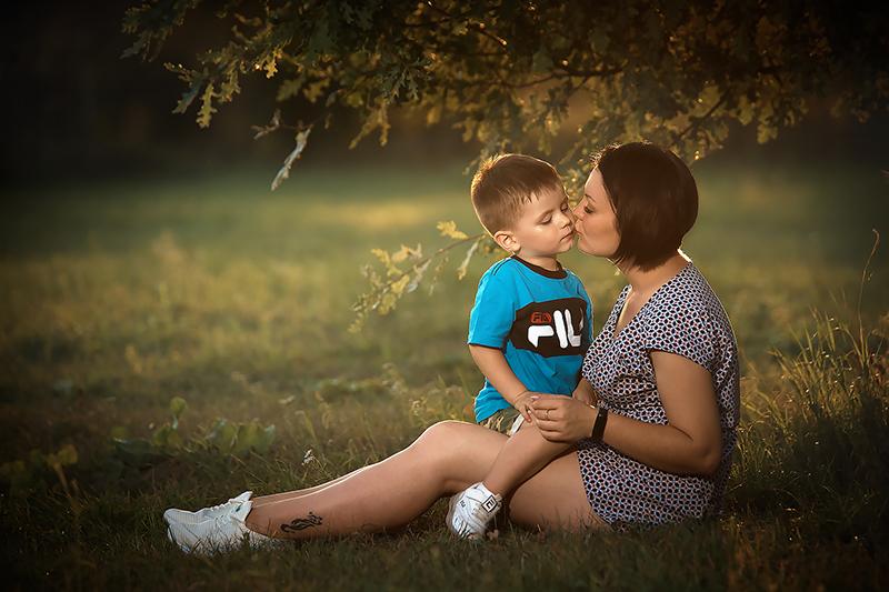 Детская-семейная фотосессия в Киеве