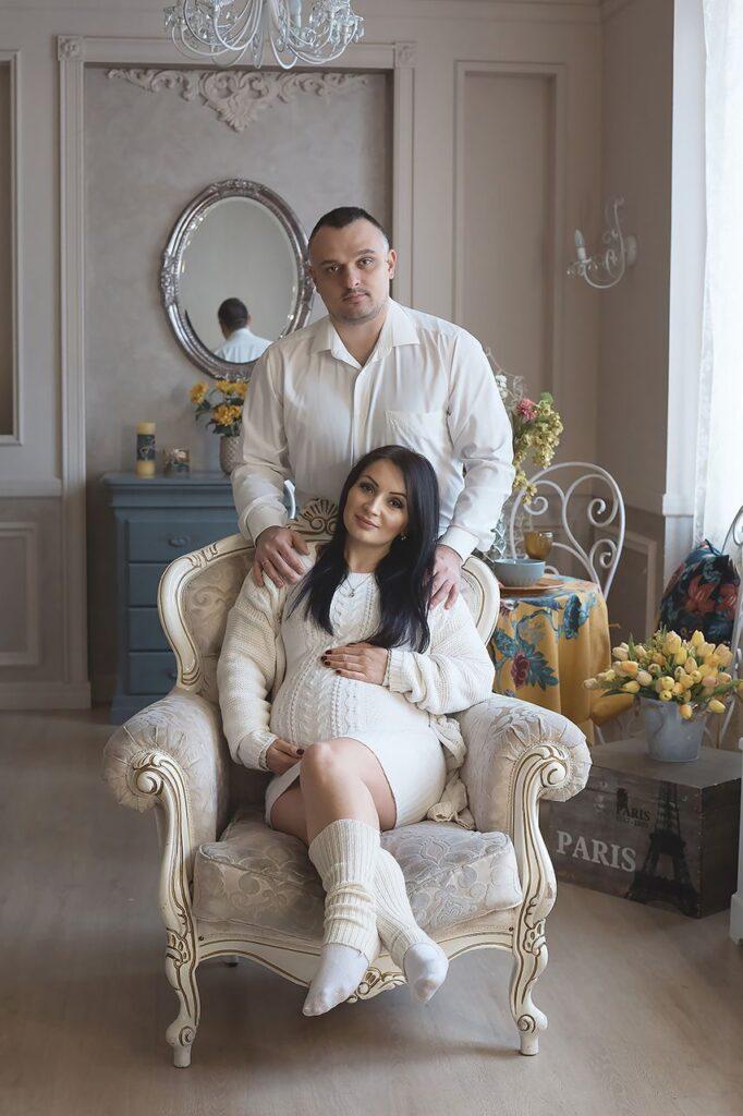 Фотосессия для беременных в Киеве. Фотосессия беременности