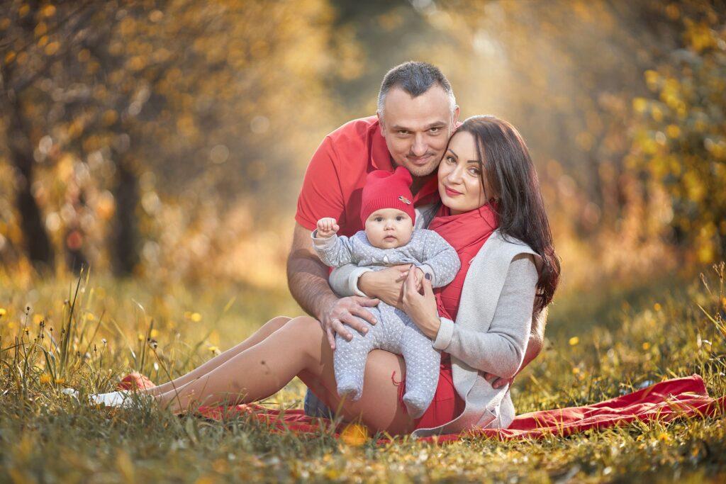 Детская-семейная фотосессия