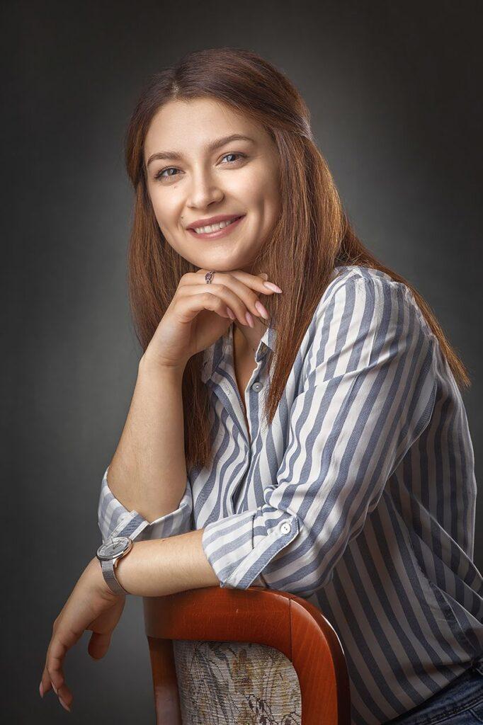 Бизнес портрет, деловой портрет Киев